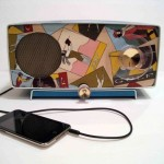 vintage radio speakers 3