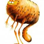 8 Garfield-Cat