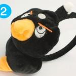 Angry Birds Ear Warmers