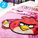 Angry Birds Fleece Blankets copy
