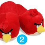 Angry Birds Slippers