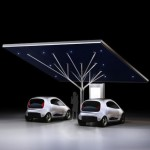 Antares  Solar Tree Fuel Stations