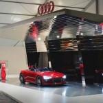 Audi Gas Station
