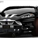 BMW X 9 Concept by Khalfi Oussama