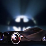 Batmobile Concept by Gage Singh