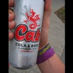 Cab Cola & Beer with Dragonfruit