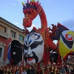 Chinese Dragon Float