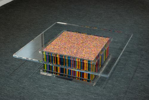 Colored Pencil Table 1