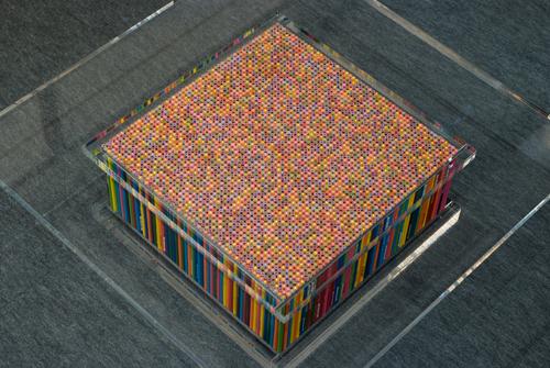 Colored Pencil Table 2