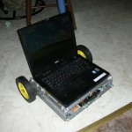 Connect-robotic-wheels-to-your-old-laptop