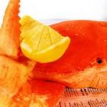 Crab closeup