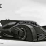 Dark Knight Rises Batmobile Concept