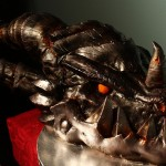 Deathwing Cake Head 2