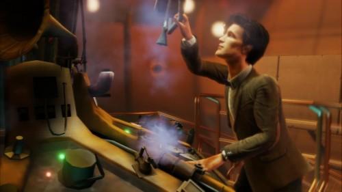 Doctor Who Eternity Clock Image
