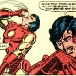 Drunk Iron Man