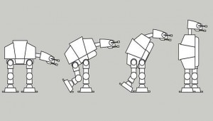 Evolution of the AT-AT T-Shirt