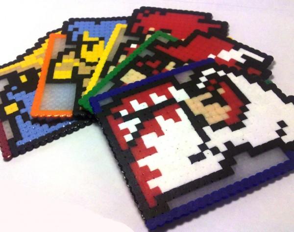 Final Fantasy Coasters