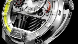 HYT H1 Hydromechanical Wristwatch