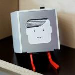 Hello Little Printer by Berg