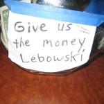 LeBowski Tip JAr