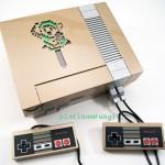 Legend of Zelda NES Case Mod 1