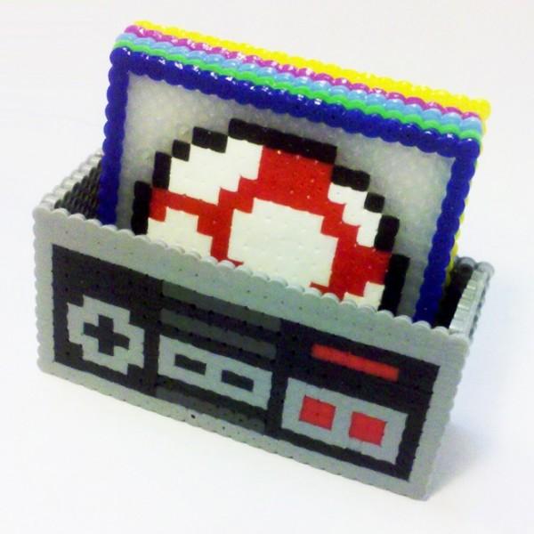 Mario Coasters in box