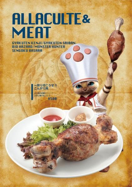 Monster Hunter Meat Image