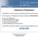Old Facebook