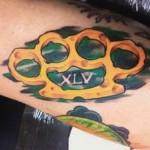 Packers Tattoo