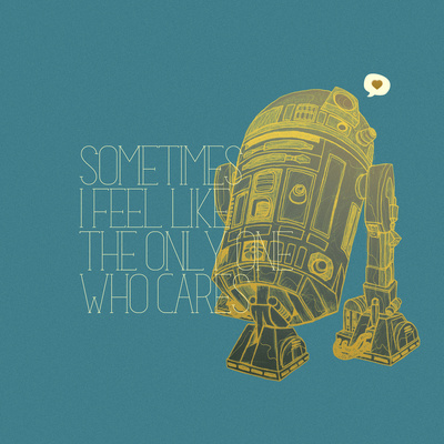 R2-D2 Print