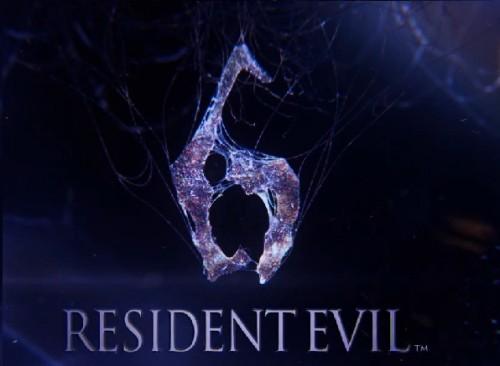Resident Evil 6 Logo Image