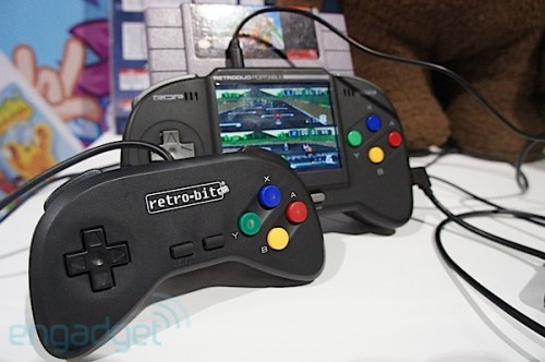 Retrobit RetroDuo Image 1