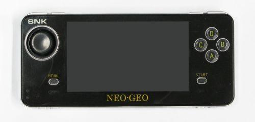 SNK Neo Geo Portable Image 1