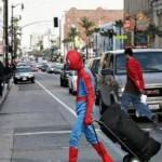 Spider Man Street