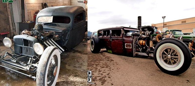 Steampunk Car Mods
