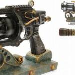 Steampunk Guns