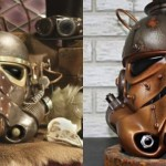 Steampunk Masks and Helmets