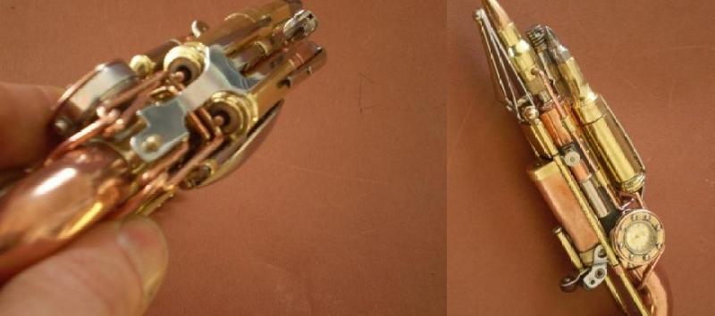 Steampunk Swiss knife