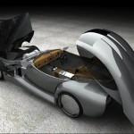 The Aero-8 Concept Car