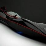 The Batmobile by Matt Gould