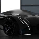 The Kinght Hybrid Sportscar