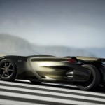 The Peugeot EX1 Concept Car