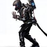 The Sarcos Exoskeleton