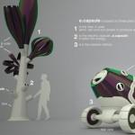 The e.capsule Concept