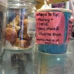 Tip Jar Money