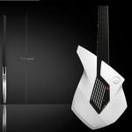 Touch Sensitive Guitar