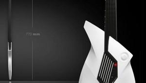 Touch Sensitive Guitar Concept for Social Media Addicts cb4721b8cbb26