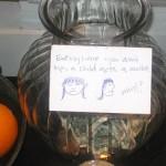 Warning Tip Jar