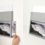 Wireless Wall-Mounted Printer by Ransmeier & Floyd