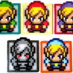 Zelda-coasters